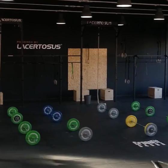 CrossFit 84098LACERTOSUS