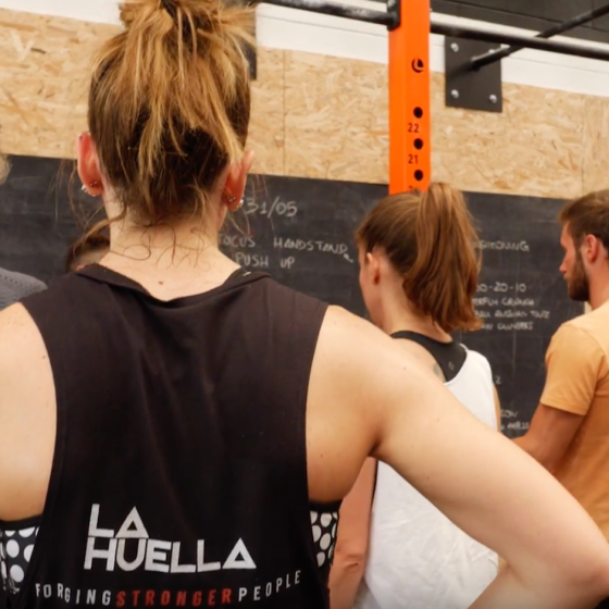 Lacertosus Stories La  Huella CrossFit